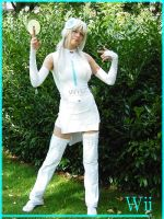 Human Wii Cosplay 1 by Knorke-chan