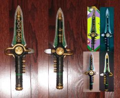 Repainted Dragon Dagger by Gauntlet101010