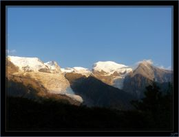Mont Blanc - 8 by J-Y-M