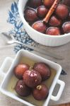 Gulab Jamun by cakecrumbs