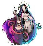 SkullGirls - Double by ManiacPaint