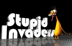 Stupid Invaders - INSANE BUD by doudcolossus