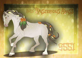 9551 BuD's Mysterious Abyss by GuardianOfJay
