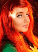 Jean Grey by JulieFiction