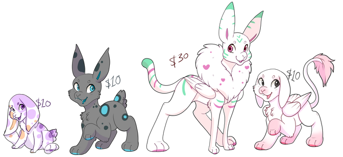 Round 3 - Adopts - CLOSED by Kandy-Cube