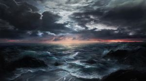 restless sea by mrasmussen