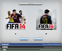 FIFA 14 - Icon by Crussong