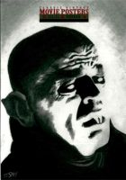 Nosferatu Sketch Card by Dr-Horrible