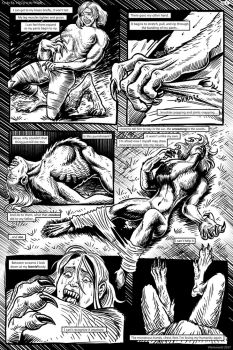 Cycles Ep1 pg8 A Cry in the Woods by Were-World