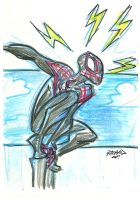 New Spidey by kross29