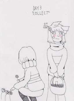 Day 3 COLLECT by Tearahk