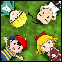 Mother 2 by anonimo-spunki