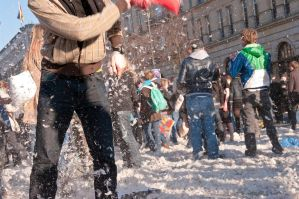 Berlin pillow fight 2011 - 32 by Egg-Salad