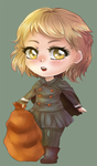 Chibi prize for Rarazet by Solceress