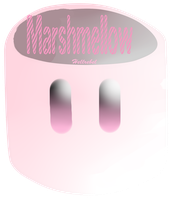 It's a marshmellow by Hellrebel