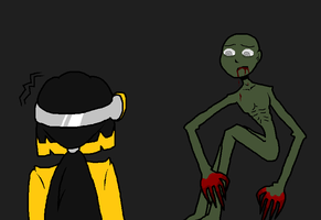 Forced To Look by SCP-096