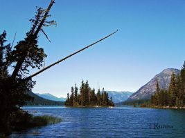 Lake Wenatchee by TRunna