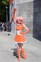 Ulala Reporting From FanimeCon 2012 by Stormfalcon