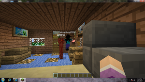 Look who came to our server by ThePoisonDragoness
