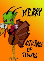 Merry Givings of Thanks Color by MegLynn92