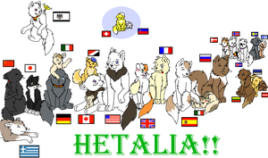 Hetalia! Meet The Nations! by country-rodeo-girl