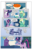 The Mystery of the Fattening Eclair Pg 15 by elnachato