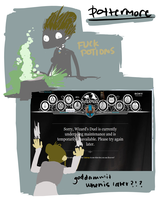 Pottermore Godammit by sweetlynumb63