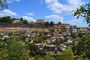 View of Old City Safranbolu by nigghttmaree