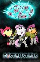 Pestbusters-BronyCon Poster by bunnimation
