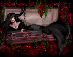 The Casket by FairyGodfather