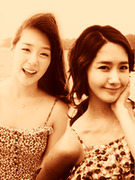 Tiffany and Yoona Selca by BabyTwinkle