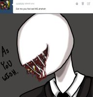 EaT mE by slender-man-slendy