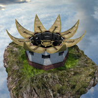 Helibomber Base - WIP by FengL0ng