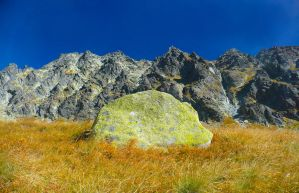 About Stones and Mountains by MirachRavaia
