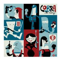 COBRA by Montygog