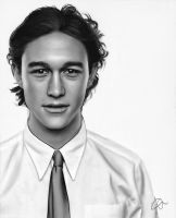 Joseph Gordon-Levitt by Aelin89