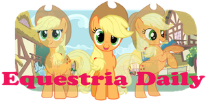 Equestria Daily Banner by kikithewolf64