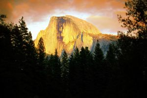 Half Dome by Uniquely-Unique-x3