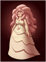 Rose Quartz by Rubilight