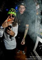 Mod Sun and T. Mills by Soundcheck411