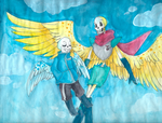 Angeltale Skellies by FountainStranger