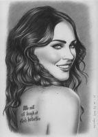 Megan Fox 2 by Hong-Yu