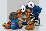 Undertale Tellingtales by jameson9101322