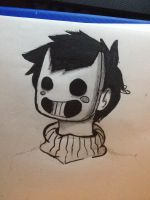 Zacharie (unfinished) by alopex320