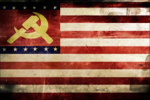 The Soviet States of America by lordofthepineapples