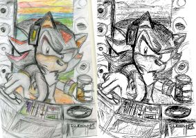 dj shadow by lv-a42
