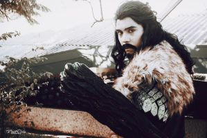 Thorin Oakenshield Cosplay by Avi Lio by DraconPhotography