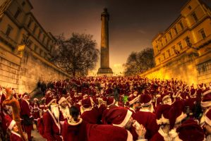 Where's Santa? by Tim-Wilko