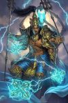 Indra-God of Thunder by DiegoGisbertLlorens
