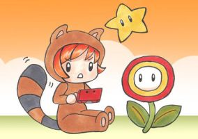 Super Tanooki Land by Stephalou